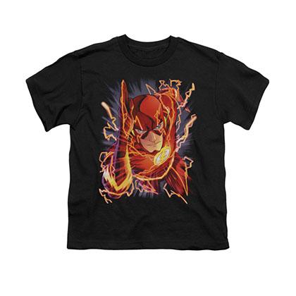The Flash #1 Black Youth Unisex T-Shirt