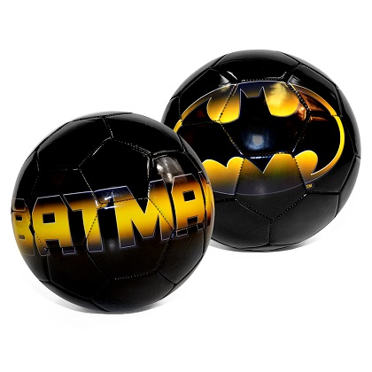 Batman Dark Logo Soccer Ball