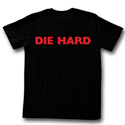 Dies Shirt Die Hard Die Hard Logo T-shirt