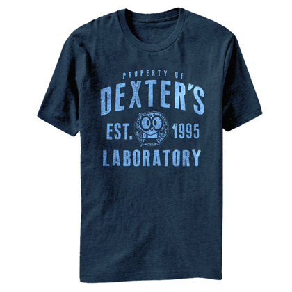 Dexters Lab Established 1995 Tshirt