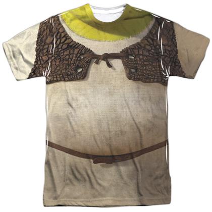 Shrek Costume Tshirt