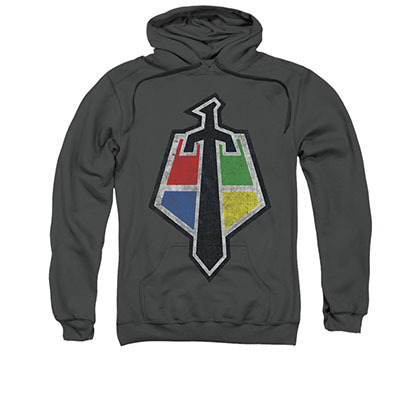 Voltron Sigl Gray Pullover Hoodie