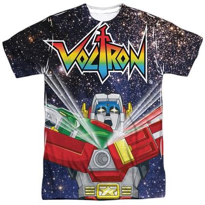 Voltron Space Defender Sublimation T-Shirt