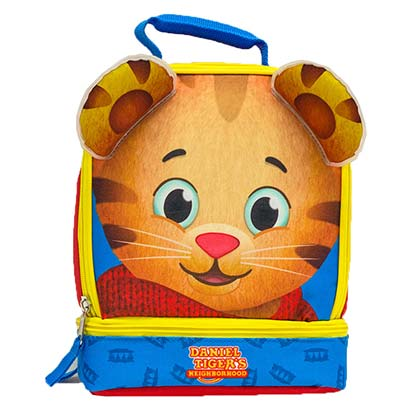 Daniel Tiger's Neighborhood Lunch Bag