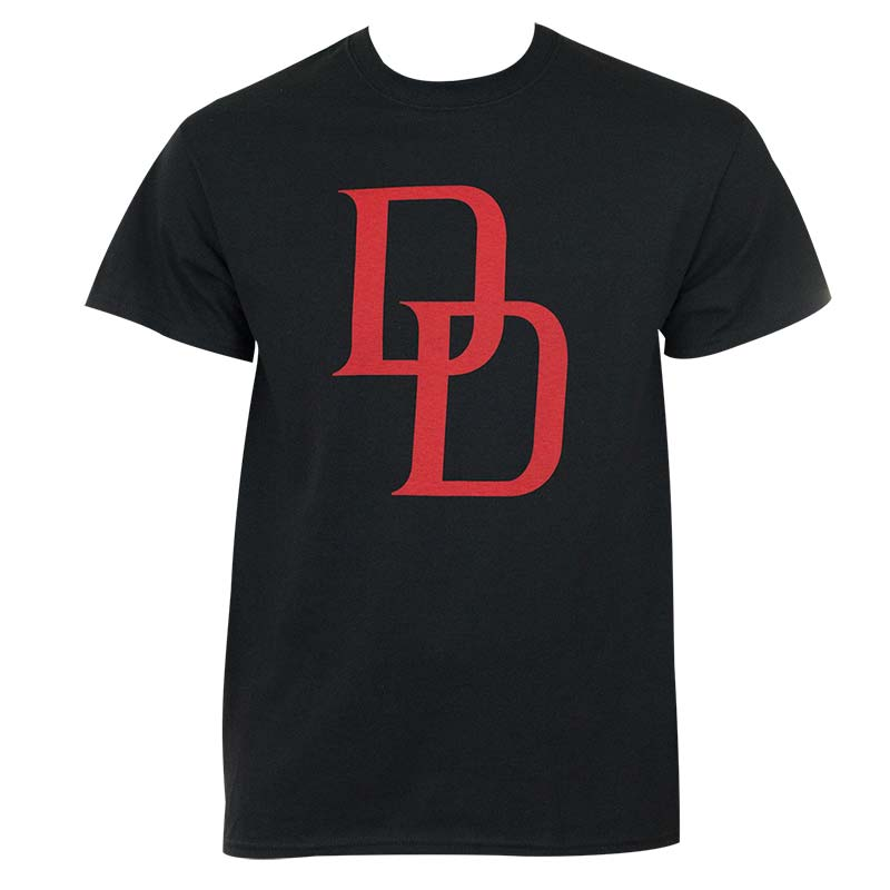 52b7e4814c9a item was added to your cart. Item. Price. Daredevil Logo Men s Black T-Shirt