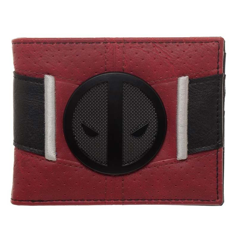 Deadpool Suit Up Red Men's Wallet