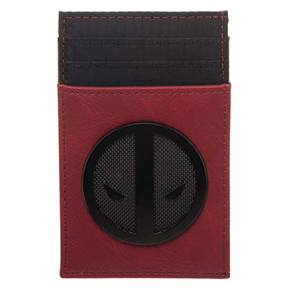 Deadpool ID Credit Card Holder Wallet