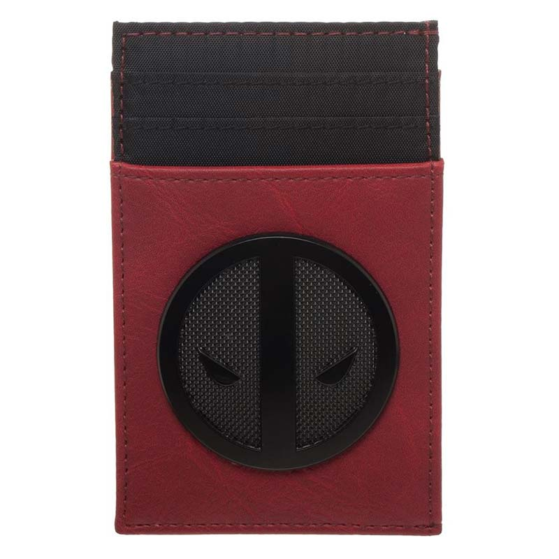 Deadpool Credit Card Holder Wallet