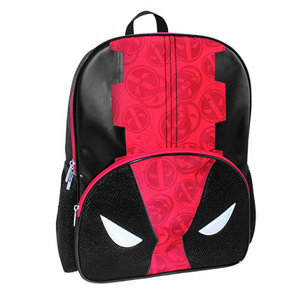 Deadpool Mask Backpack