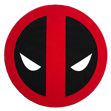 Deadpool Comic 10 Inch Patch