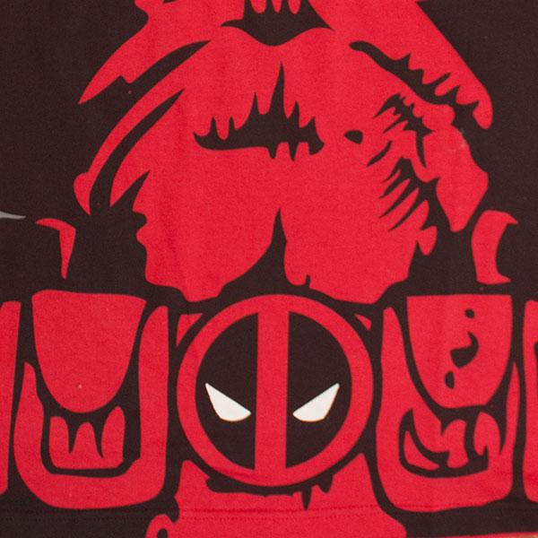Deadpool Comic Costume Tee