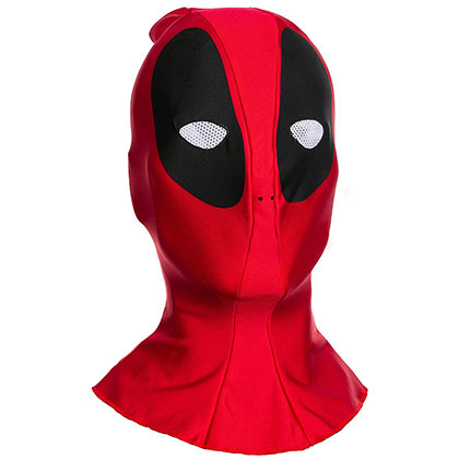 Deadpool Red Adult Mask