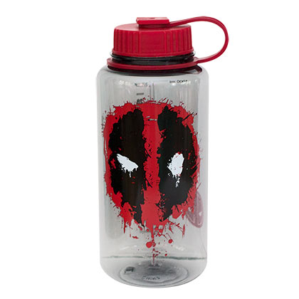 Deadpool Travel Water Bottle