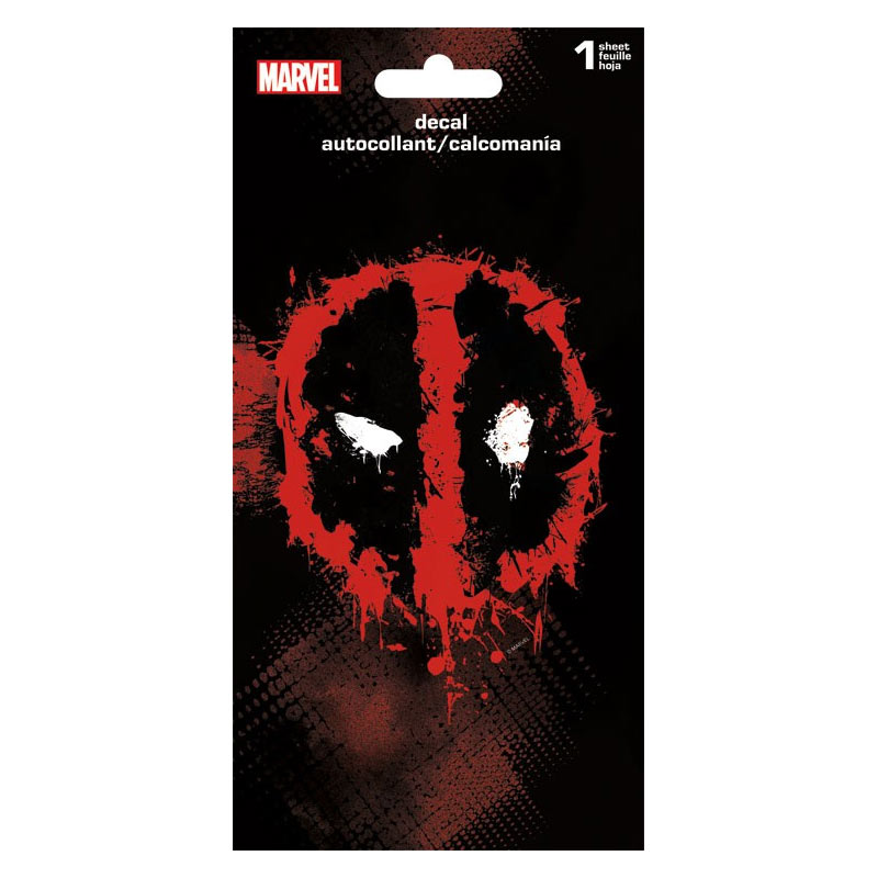 Deadpool 4x8IN Sticker Decal