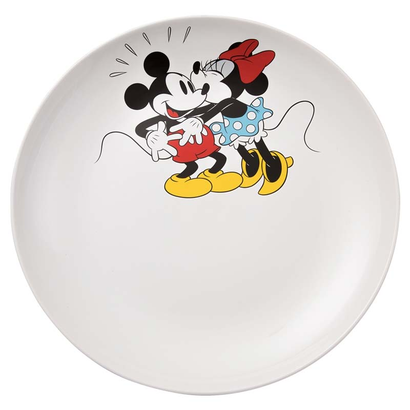Mickey & Minnie Mouse Ceramic Serving Platter