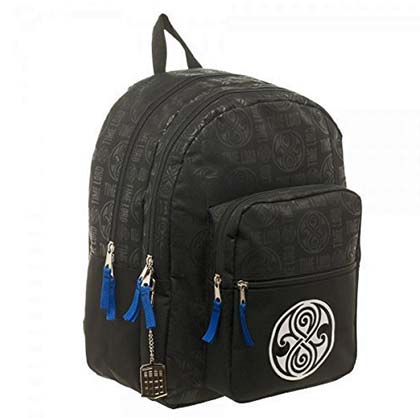 Doctor Who Rassilon Seal Backpack