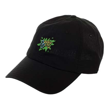 Nickelodeon Double Dare Dad Men's Black Hat