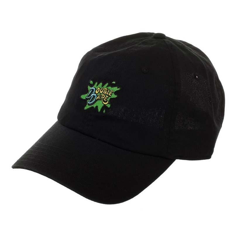 Nickelodeon Double Dare Dad Men's Black Hat
