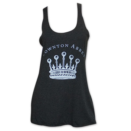 Downton Abbey Women's Crown Tank Top