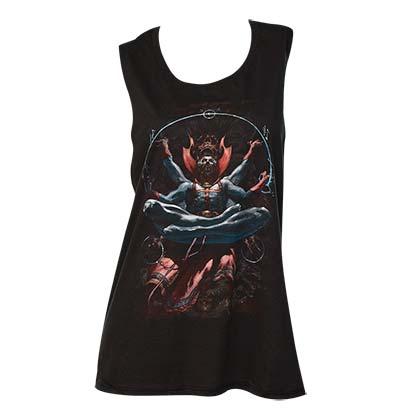 Dr. Strange Women's Levitation Tank Top