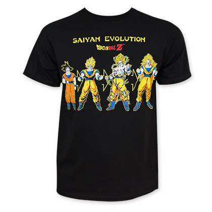 Dragonball Z Evolution Tee Shirt