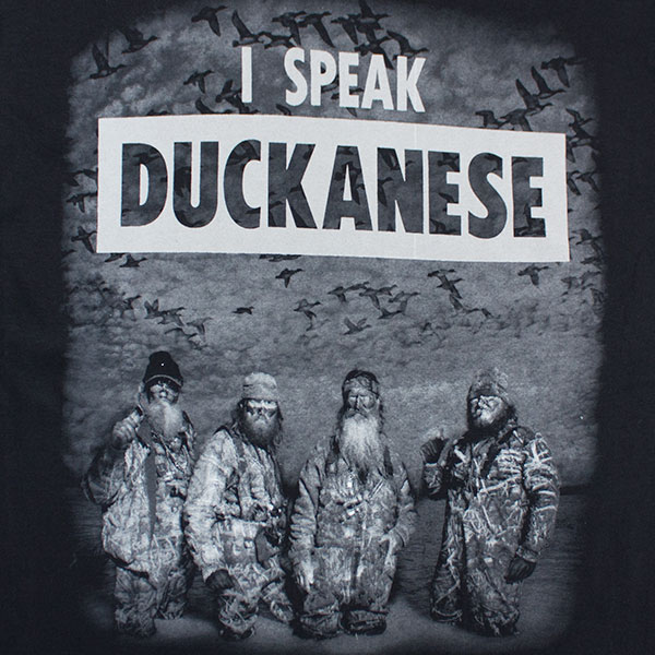 Duck Dynasty Duckanese Tee