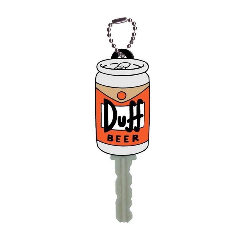 The Simpsons Duff Beer Key Holder