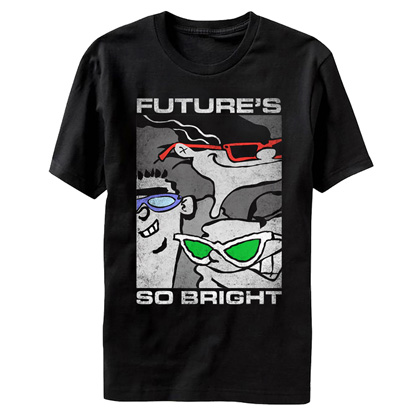 Ed, Edd n Eddy Future's So Bright Tshirt