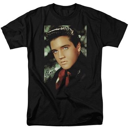 Elvis Presley Portrait Tshirt