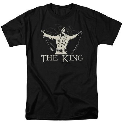 Elvis The King Tshirt
