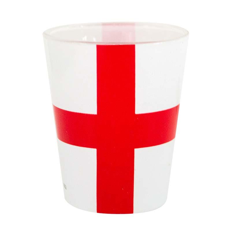 English Flag Novelty Shot Glass
