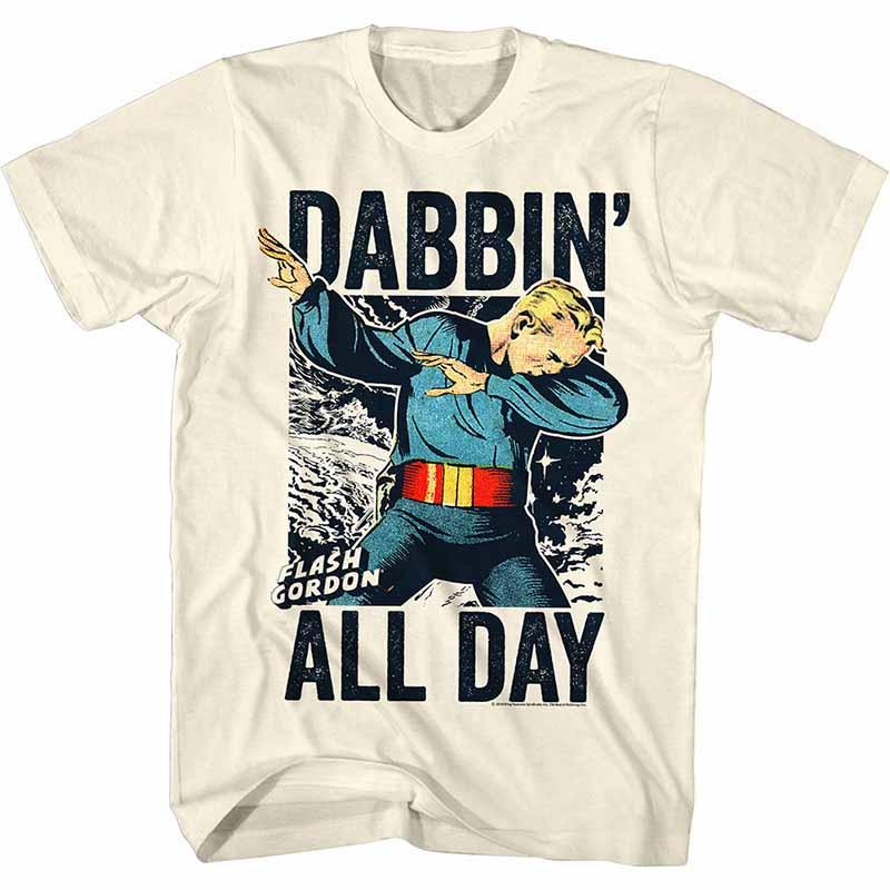 84168b5b287fd item was added to your cart. Item. Price. Flash Gordon Dabgordon Mens Vream  T-Shirt