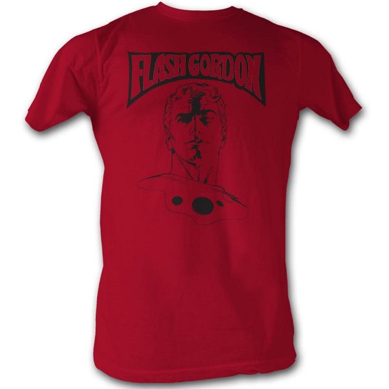 Flash Gordon Portrait Tshirt