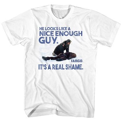 Fargo Real Shame Tshirt