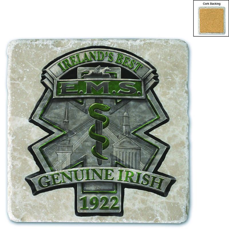 EMS Ireland's Best Stone Coaster