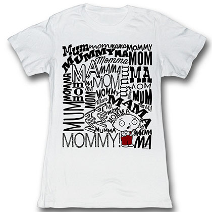 Family Guy Mommaaa T-Shirt