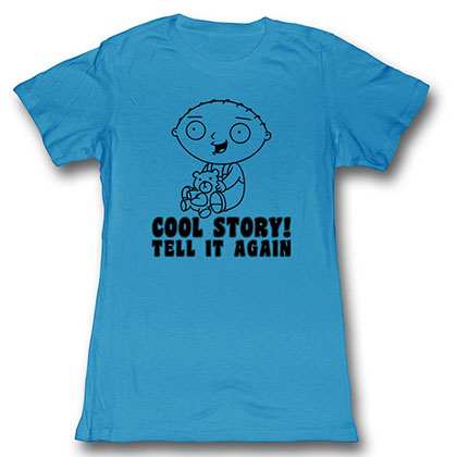 Family Guy Cool Story T-Shirt