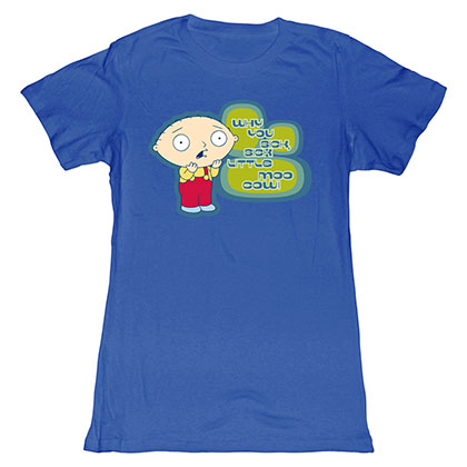 Family Guy Moo Cow T-Shirt