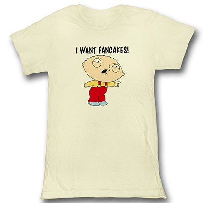 Family Guy Pancakes T-Shirt