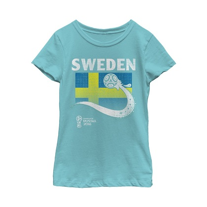 World Cup 2018 Sweden Women's Tshirt