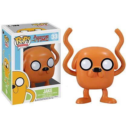 Funko Adventure Time Jake Pop Vinyl Figure