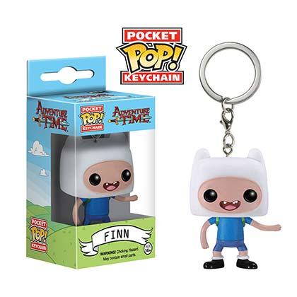 Funko Adventure Time Finn Keychain