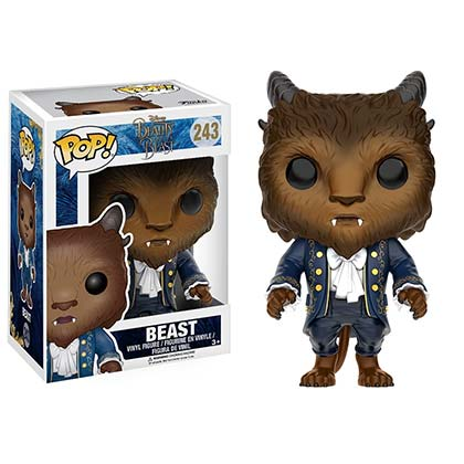 Funko Pop Beauty And The Beast Vinyl Beast Figure