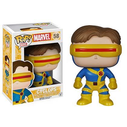Funko X-Men Cyclops Pop Bobble Head