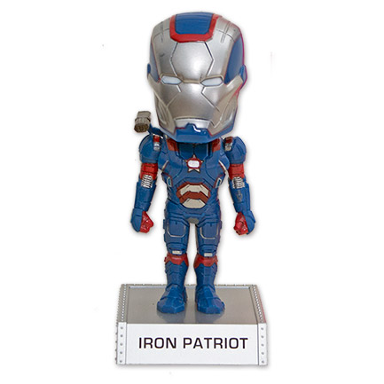 Iron Man Iron Patriot Bobblehead
