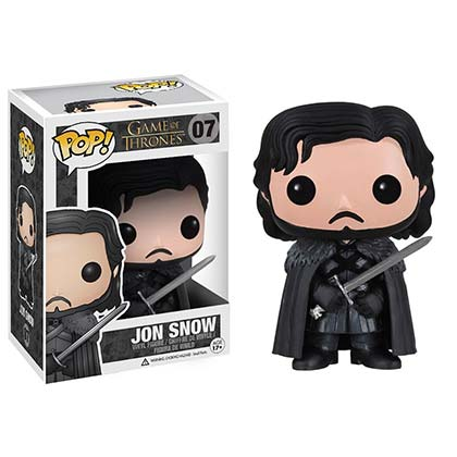 Game Of Thrones Jon Snow Funko Pop Vinyl Figure