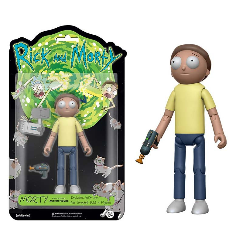 Funko Rick And Morty Morty Vinyl Action Figure