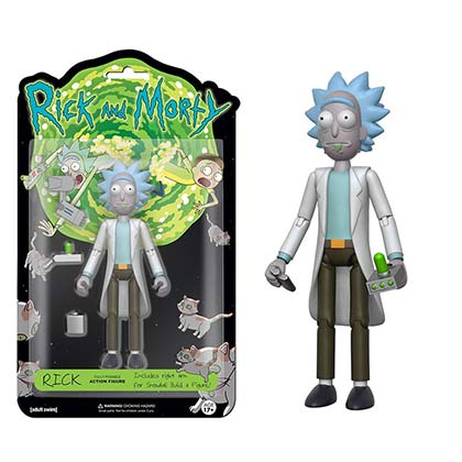 Funko Vinyl Rick And Morty Rick Action Figure
