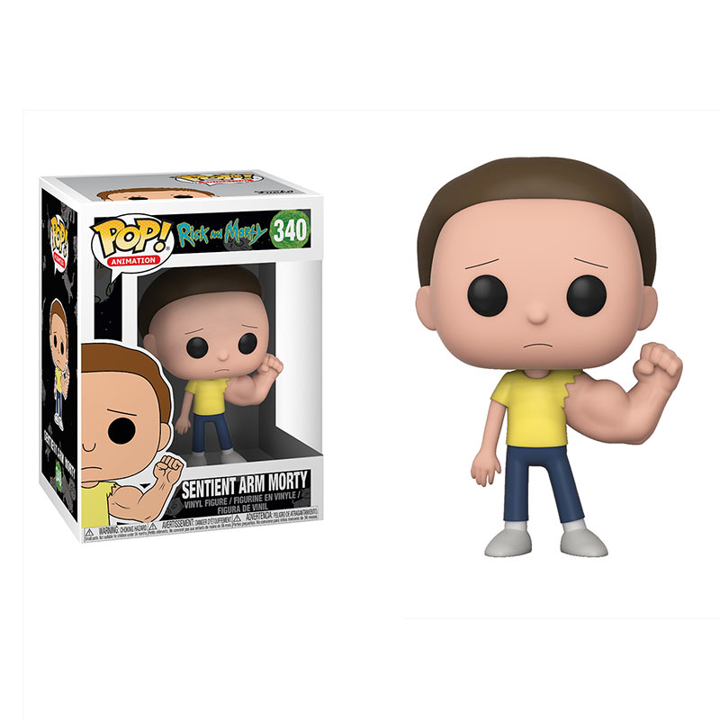 Rick And Morty Sentient Arm Morty Funko Pop Vinyl Figure
