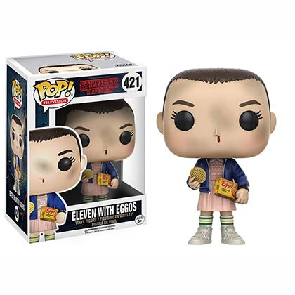 Stranger Things Eggo Eleven Funko Pop Vinyl Figure